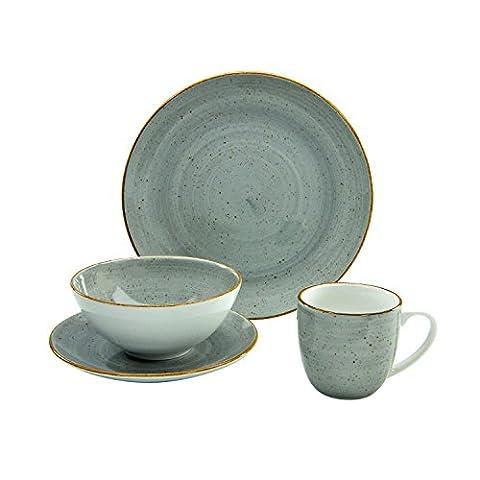 Creatable 17692, série nature, set de vaisselle Single Vintage Lot