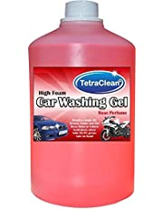 Tetraclean Car Shampoo and Car Washing Liquid for More Shine to your Cars