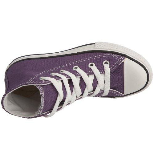 Converse - Casual Unisex per bambini Viola (Laker Purple)