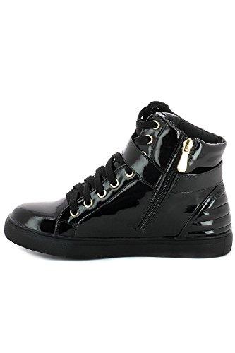 Go Tendance ,  Sneaker donna Multicolore (Leopardo)