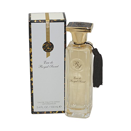 Eau de Royal Secret Femme de 5 étoiles 100 ml Parfum Eau de Toilette Spray