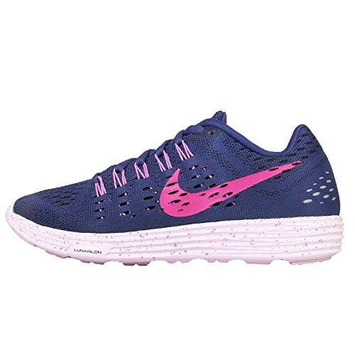 Nike 705462-405, Sneakers trail-running femme Bleu