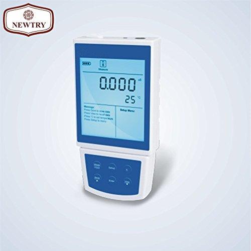 NEWTRY Tragbarer Digitaler Leitfähigkeitsprüfer/Leitfähigkeitsmesser / Mini-Wasserqualitätstester/Taschengröße (JK-CON-007)