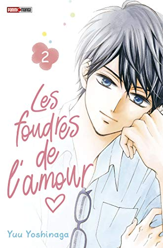 Les foudres de l'amour Edition simple Tome 2