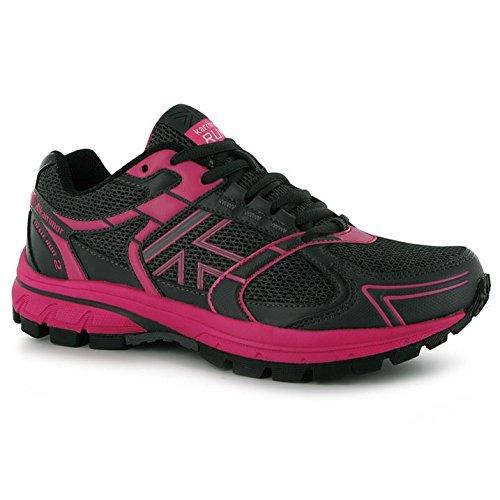 Karrimor Mesdames Chaussures de Trail Run 2 Gris/rose