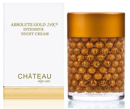 ABSOLUTE GOLD 24K INTENSIVE NIGHT CREAM - 24 Karat
