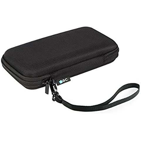 EC Technology EVA Funda para Externa Power Bank de Anker Astro E4/E5/E6/E7, AmazonBasics 10000 mAh, EC Technology 22400mAh, Carry Protección caja para MP3/MP4, Auriculares, Tarjetas SD/TF,