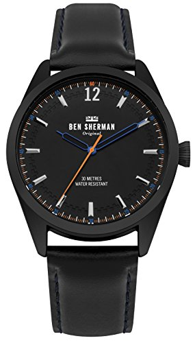 Ben Sherman Mens Watch WB019BB
