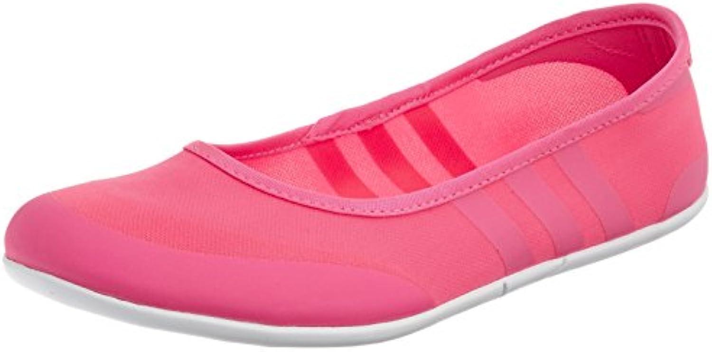 Adidas Sunlina W Rosa / Solar-Rosa / Flash-Rosa 6 Us