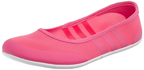 Adidas Sunlina W, colore rosa / solare rosa / flash rosa, 6 Us PINK/SOLAR PINK/FLASH PINK