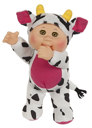 Cabbage Patch Kids Clara Cow Cutie Baby Doll, 9 by Cabbage Patch Kids