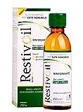 RestivOil Activplus Rinforzante Olio-Shampoo per Cute Sensibile e per Capelli Fragili e Sfibrati, senza Agenti Schiumogeni Aggressivi, 250 ml