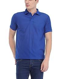Trendy Trotters Blue Polo Cotton T-Shirt