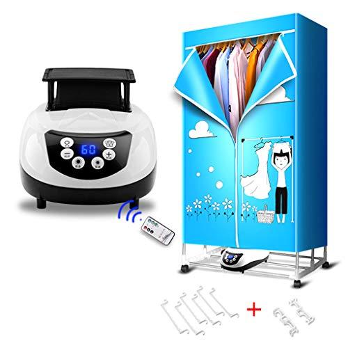 LXFHGJ Secador Plegable Doble paño secador Calefactor