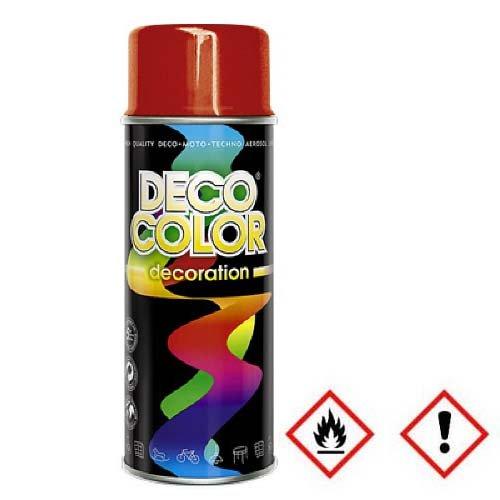1 Stück 400ml RAL 3000 Lackspray Sprühlack Lack Farbe rot Feuerrot / 10 021