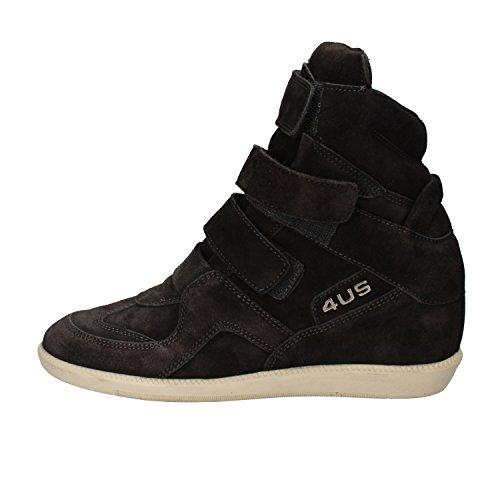 cesare-paciotti-mujer-zapatillas-altas-gris-size-35-eu
