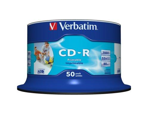 verbatim-cd-r-wide-printable-surface-52x-700mb-cd-rohlinge-50er-spindel