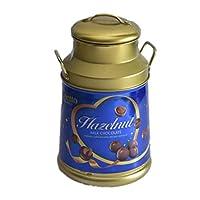 Venetto Chocolatier Hazelnut Milk Chocolate Imported Chocolates in Jar Packing - 150 gm - Free Shipping
