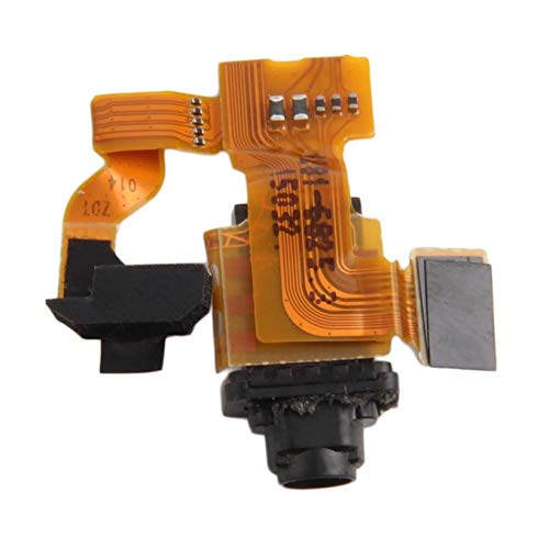 Compact Headset (QingTanger Headset Compact Flex N Buchse Audiokabel Flex für Sony Xperia Z3)