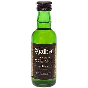 Ardbeg 10 yr Single Malt Scotch Whisky Miniature - 5cl by Ardbeg