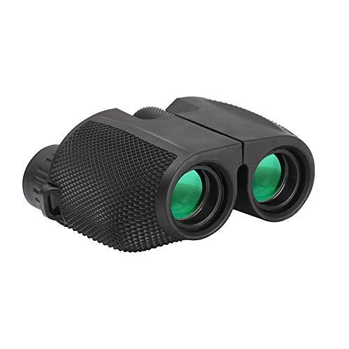 Fernglas High-Definition Nachtsicht Schimmer Konzert Teleskop Kinder Handy Brille 10x25 schwarz
