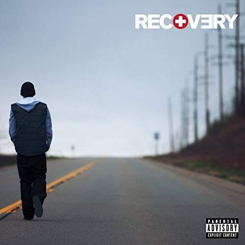 eminem vinyl Recovery (Explicit Version - Limited Edition) [Vinyl LP]