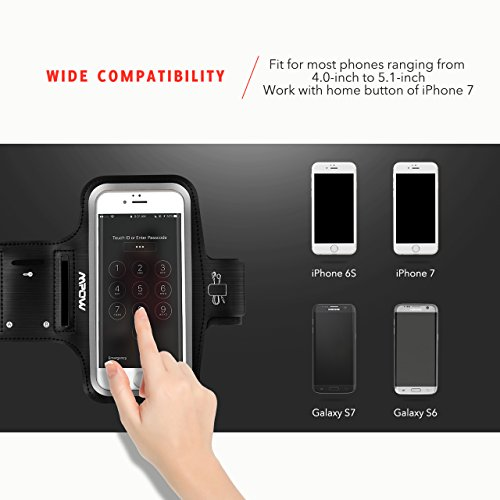 41n3DioIrwL - [amazon] iPhone Sportarmband von Mpow für nur 4,90€ inkl. Versand mit Gutscheincode *PRIME*