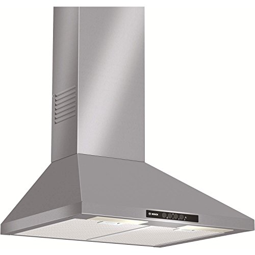 Bosch DWW06W450B Stainless Steel, Classixx, 60cm wide, Pyramid Design Chimney Cooker Hood lowest price