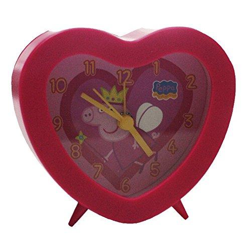 Reloj despertador peppa pig colores surtidos