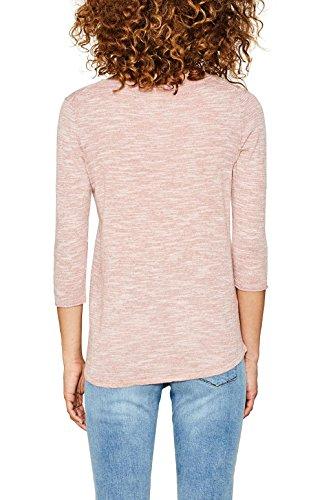 ESPRIT Damen Pullover Rosa (Dark Old Pink 675)