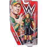 WWE Basic-serie 67 Actionfigur - John Cena 'Grünes T-shirt'