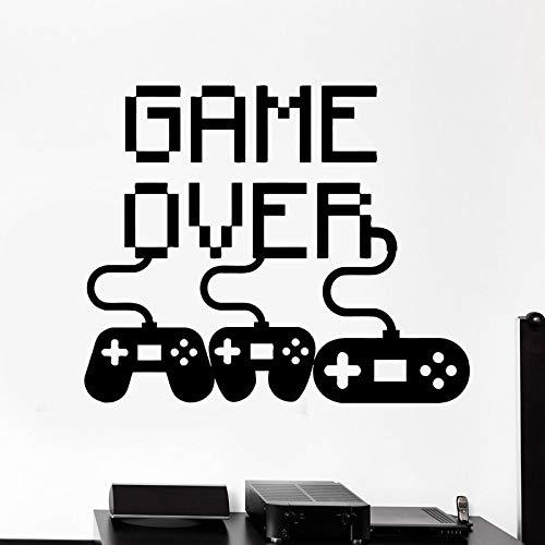 Pegatina videojuegos Reproducir calcomanías Carteles