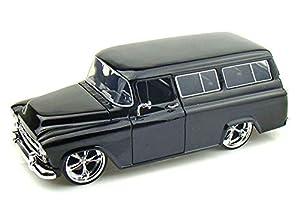 Jada Toys-Coche en Miniatura de colección, 53267bk, Negro