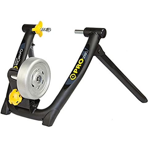 Cycleops Trainer Cycle Heimtrainer Power Beam Pro BLE - Rodillo para bicicletas, color multicolor, talla