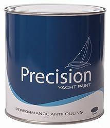 Precision Yacht Paint Performance ANTIFOULING 2.5Ltr BLACK