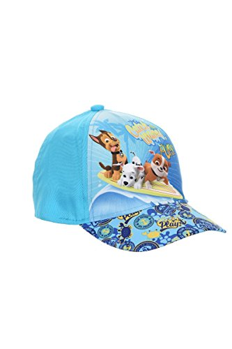 Paw Patrol Chase, Marshall and Rubble Hat Cap Summer
