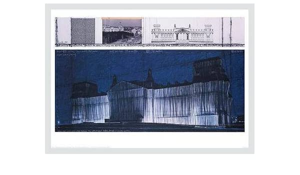 Christo The Gates VIII Poster Kunstdruck Bild 100x70cm