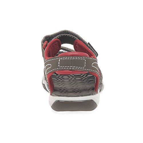 Timberland Adventure 2 Strap Boys Infant Sandals 7 24 Canteen Red