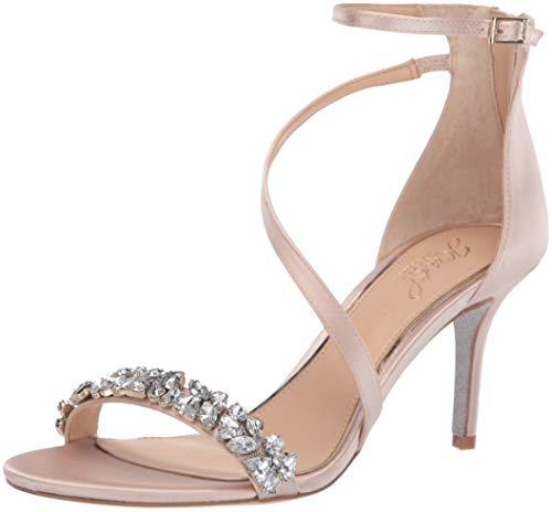badgley mischka women's danna heeled sandal