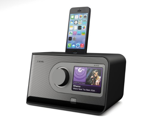 revo-axis-x3-internet-dab-dab-fm-radio-with-alarm-clock-lightning-dock-for-iphone-ipod-gunmetal