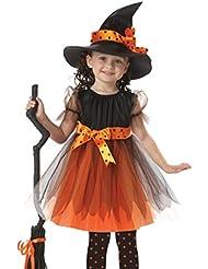 Traje de la danza de los niños traje de víspera de todos los Santos traje traje de cosplay , s
