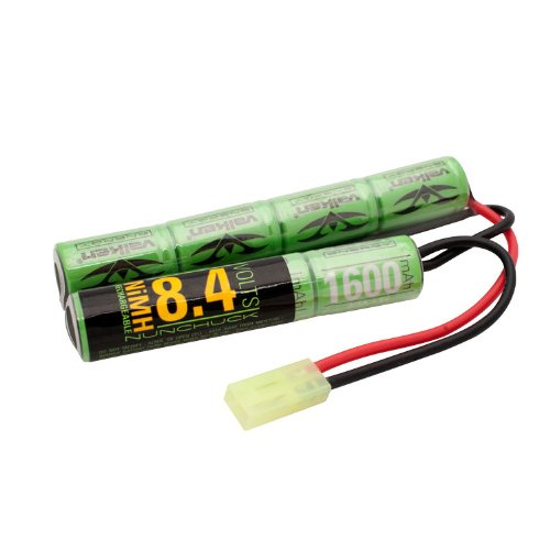 Valken Energy 8.4v NiMH 1600mAh Butterfly/Nunchuck Battery (Nunchuck-batterie)