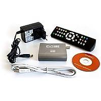 DVBSky S960 V2 USB Box mit 1x DVB-S2 Tuner, CD with windows software
