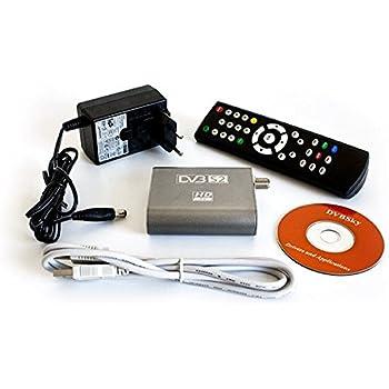 Hauppauge WinTV Nova-HD-USB 2.0 TV-Karte DVB-S2/DVB-S