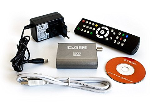 DVBSky S960 V2 USB Box mit 1x DVB-S2 Tuner Usb-dvb-t-tuner