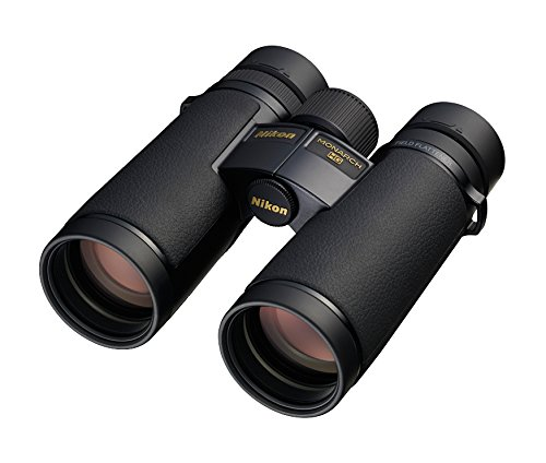 Nikon Monarch HG 8 x 42 (BAA793SA), Schwarz - Fernglas (131 mm, 145 mm, 56 mm, 665 g)