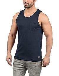 Blend Neo Camiseta Básica De Tirantes Tanque Tank Top con Cuello Redondo Y33sq7zlH