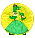 just 4 baby Kids Children Foldable Bedroom Play Room Moon Chair Moonchair Dinosaur Design