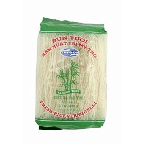 Bamboo Tree Reisnudeln Bun Tuoi Vietnam 400g (grün)