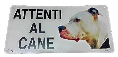 Mantovani Pet Diffusion Attenti al Cane Pit Bull – 100 G